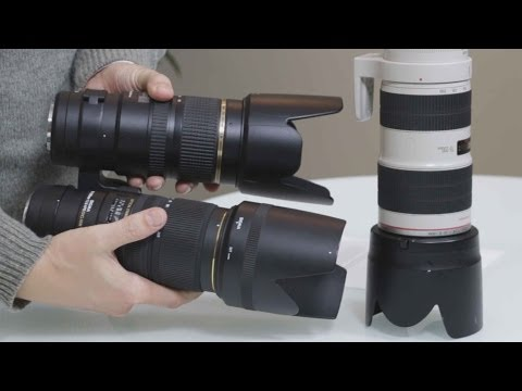 Tamron, Sigma & Canon 70-200 f/2.8 Portrait Lens Review: Do you need the name brand?