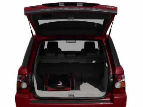 2008 Land Rover Range Rover Sport – Addison Tx