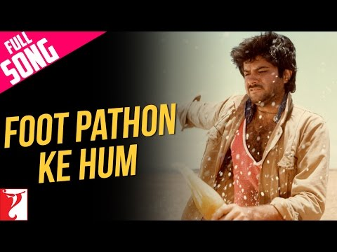 Foot Pathon Ke Hum - Full Song - Mashaal