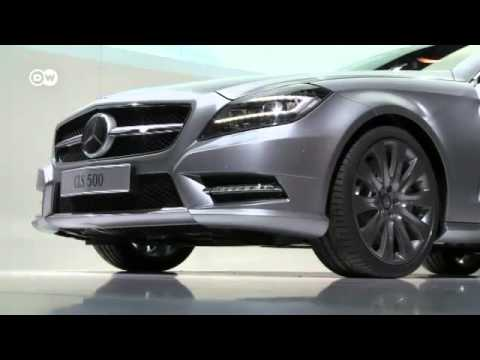 Новинка от Mercedes: CLS Shooting Brake