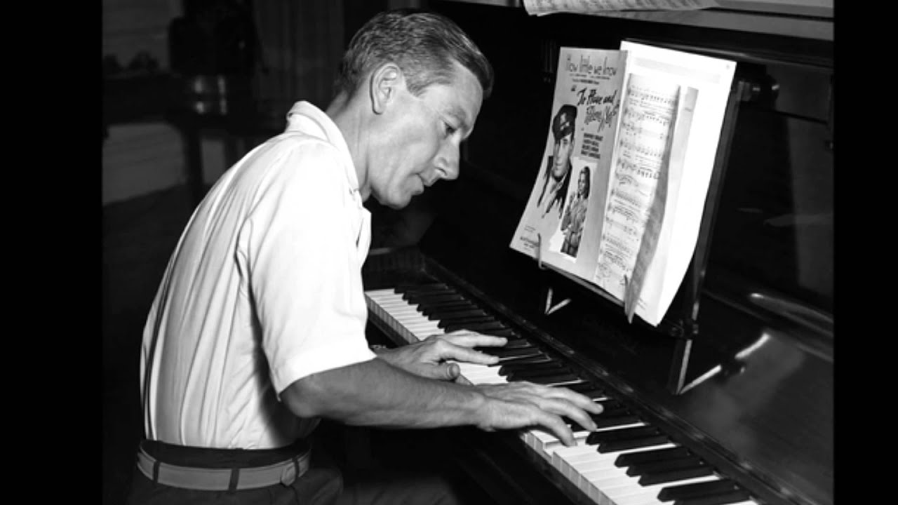 Hoagy Carmichael And His Pals Stardust 1927 Youtube