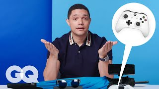 10 Things Trevor Noah Can't Live Without | GQ