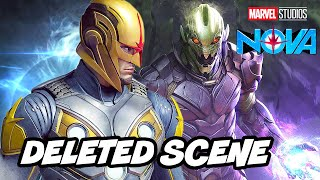 Avengers Endgame Nova Deleted Scene - Nova Movie News Breakdown