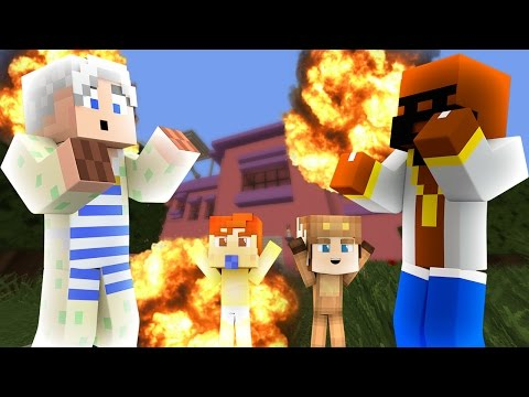 Minecraft - WHO'S YOUR DADDY - BABY FIGHTS RICK ROSS ?!