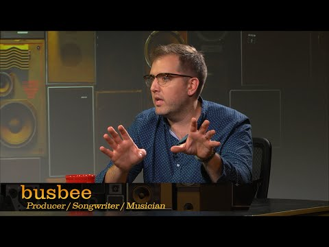 Producer/Songwriter busbee - Pensado's Place #186