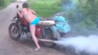 Funny Fails 2016 Cars and Trucks Compilation Funny Videos