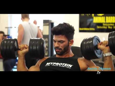 Sergi Constance - Shoulder Workout Motivation