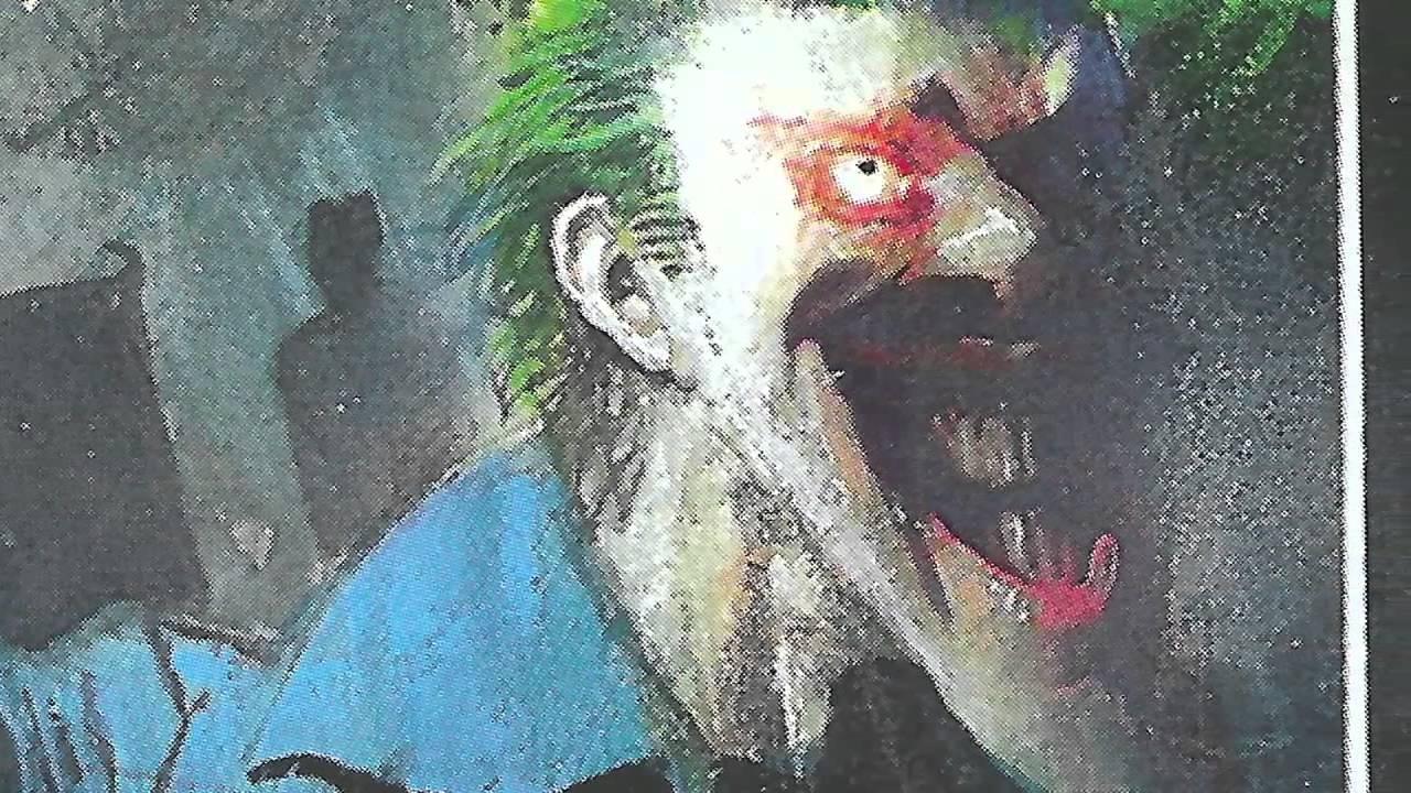 Comics Batman Arkham Asylum Batman Arkham Asylum