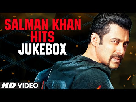 Salman Khan Songs VIDEO Jukebox | Hangover, Tere Naina | T-Series