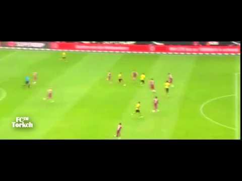 Henrikh Mkhitaryan Goal ~ Borussia Dortmund vs Bayern Munich 1-0 ~ 2014 HD