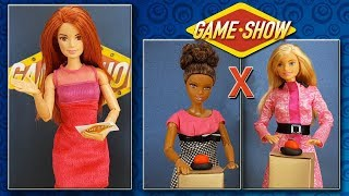 Game Show of Barbie and other Dolls # 2 Doctor X Journalist