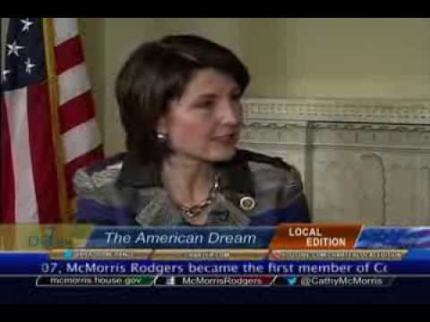 Charter Local Edition - Congresswoman Cathy McMorris Rodgers (R-WA)