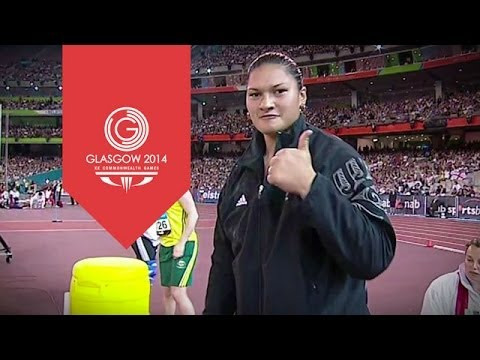 Valerie Adams Aims For More Commonwelth Gold | Going For Gold