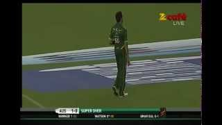 Pakistan vs Australia, 2nd T20