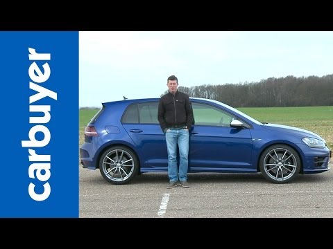 Volkswagen Golf R 2014 review - Carbuyer