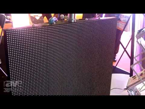 ISE 2015: Foreground Features Mambo Twist 8mm LED