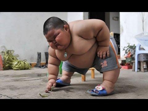 Fattest Kid In The World - Lu Hao