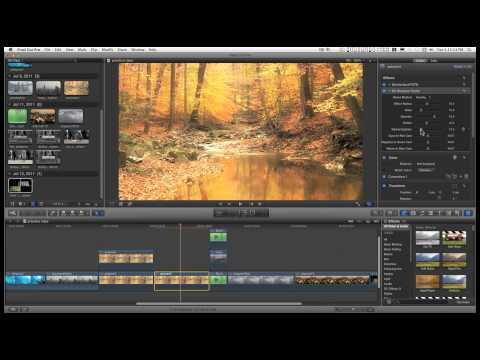 Final Cut Pro X (FCPX) filter: SC Sharpen Tools explained