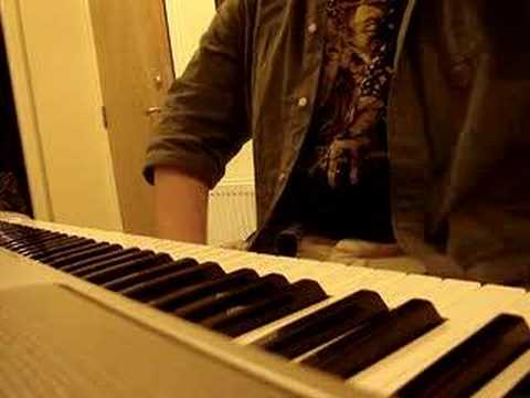 Cynic - The Eagle Nature (Cover, Keyboard)
