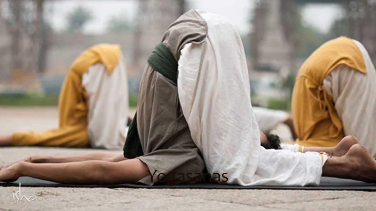 Isha Hata Yoga Teacher Training Program - A Glimpse - YouTube