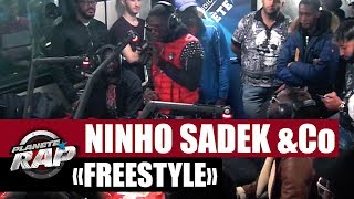 Freestyle Ninho, Sadek, DA UZI & Sirsy #PlanèteRap