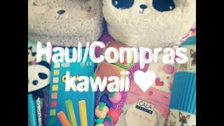 Haul kawaii!♥