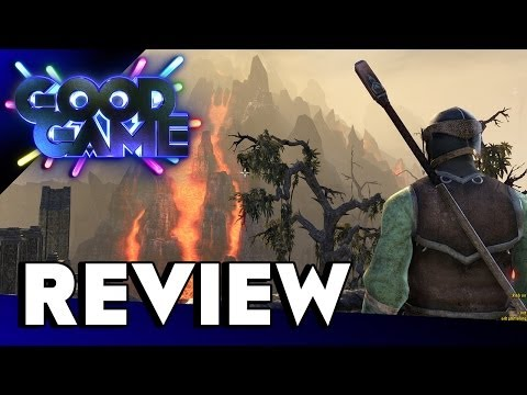 Good Game Review - The Elder Scrolls Online - TX: 15/04/14