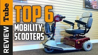 ✅Mobility Scooter: Best Mobility Scooter 2019 (Buying Guide)