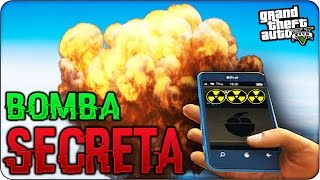 !! NUEVA BOMBA SECRETA !! GTA V EASTER EGG