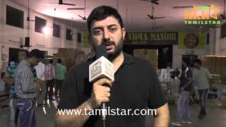 Actor Aravind Swamy Does A Bit For The Victims