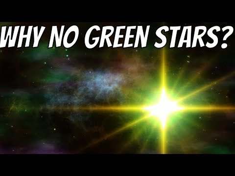 Why Are There No Green Stars?