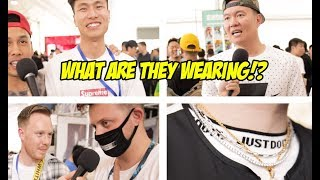 THE CRAZIEST HYPEBEASTS IN ASIA!!