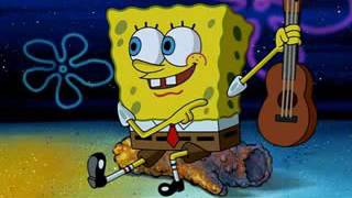 Spongebob campfire song in reverse