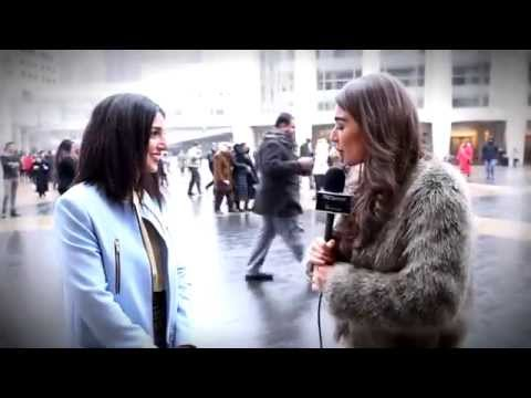 NewYork Fashion Week: Street Style - Trailer