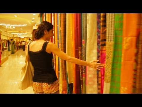 Travel India|| Kochi || - Where To Shop