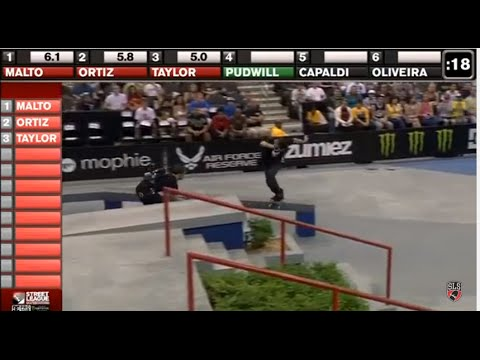 Street League 2012: Heats On Demand - Kansas City Qualifying Heat 1 Run Section