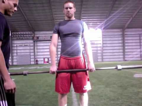 How to power clean and snatch Image 1