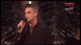 Robbie Williams  Live @  Heart Radio  2016