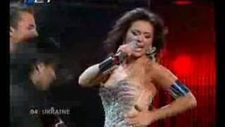 Клип Ани Лорак - Shady Lady (live)