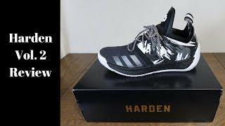 Harden Vol. 2 basketball shoe