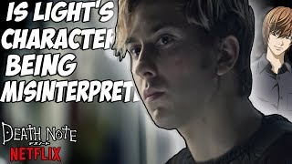 "Is Light's Character Being Misinterpreted? - Death Note Live Action ""Light Meets Ryuk"" Clip ANALYSIS"