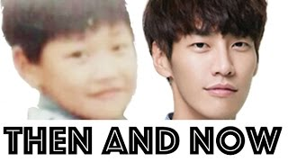 Lookout Korean Drama Actors Then And Now