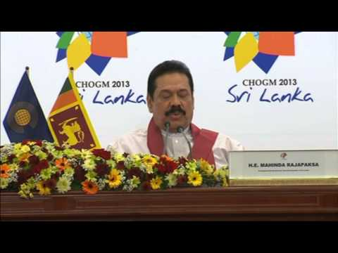 Sri Lanka: President Mahinda Rajapaksa quizzed by Channel 4 News