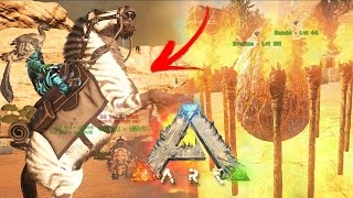 ZE WILLEN ME DOOD & DRAKEN EI KOMT UIT - Ark: Scorched Earth #14