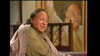 Watch Nusrat Fateh Ali Khan Biba Sada Dil Morr De video