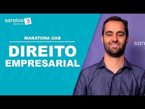 Aula de Direito Empresarial - Marcelo Sacramone