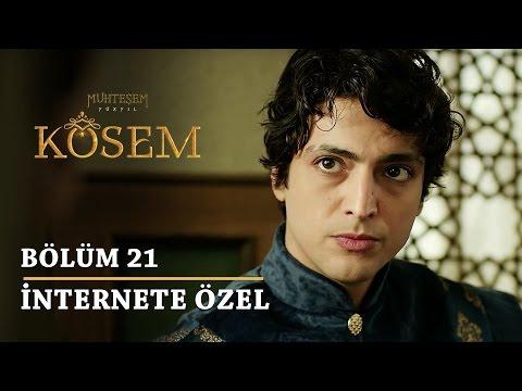 Muhteşem Yüzyıl Kösem 21.Bölüm - Şehzade Osman (İnternete Özel Teaser)