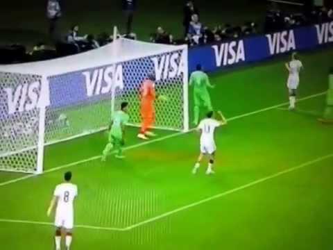 Melhores momentos de Alemanha x Argélia