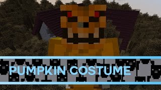 The Pumpkin Costume [Minecraft 1.10 Adventure/PvE Map]