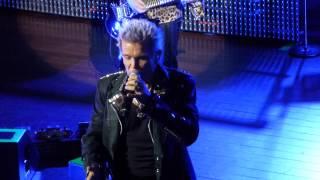 Watch Billy Idol Pumping On Steel video